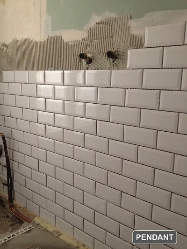rénovation, aménagement salle de bains à paris btp-design® - Pose Carrelage Salle De Bain