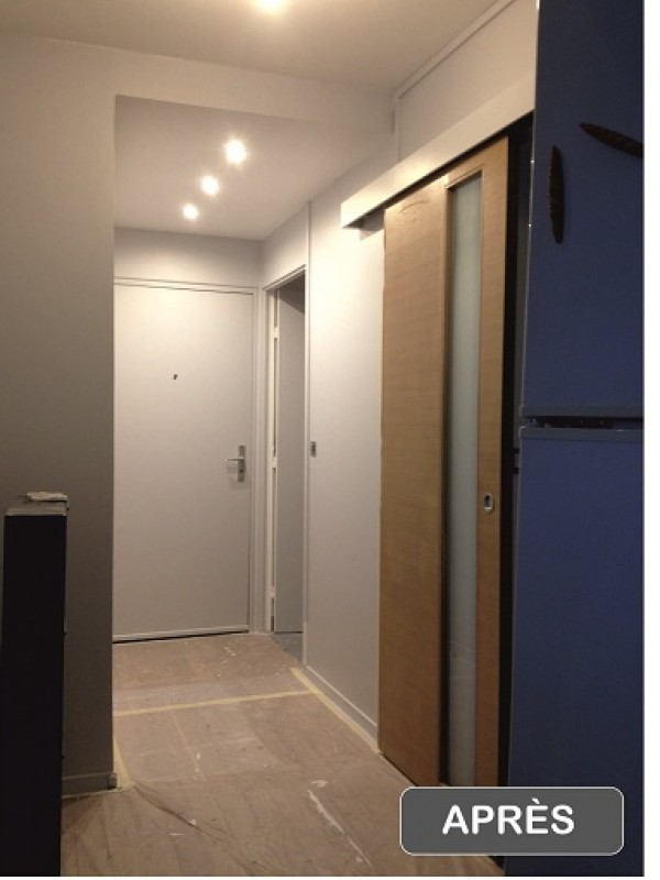 Installation de faux plafonds et de cloisons Paris - BTP-Design®
